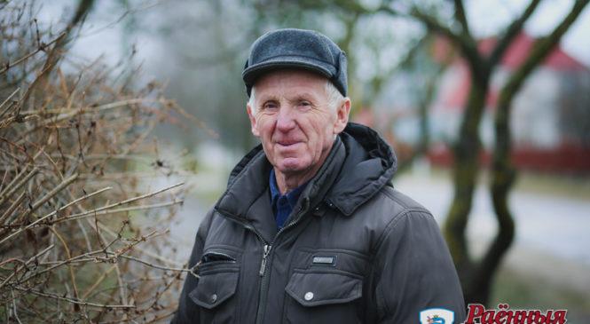Линовский староста помог собрать средства для сноса аварийных деревьев на кладбище
