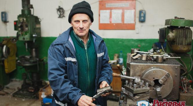 Семидесятилетний токарь птицефабрики: «Молодежь предпочитает нажимать на кнопки»