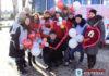 В районной организации Красного креста 220 волонтеров. Чем живут эти люди, рассказывает активистка Александра Федотова