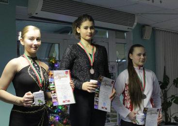 Пружанские фигуристы завоевали 8 золотых медалей на областных соревнованиях