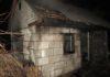 В Сухополе на пожаре погиб человек