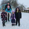 В семье Мазиных растут пять (!) юных певцов