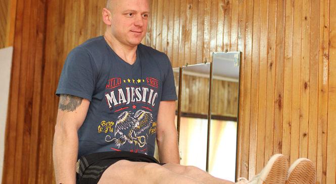 Главное — желание. Инструктор ЛФК Андрей  Авдейчик рассказал про спорт в его жизни