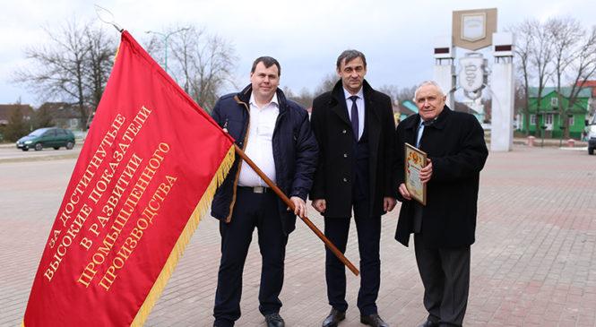Во Дворце культуры состоялось ежегодное собрание актива района