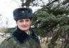 Ефрейтор Оксана Довгун о своей службе: «Форма идет не только мужчинам»