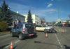 В праздничные дни в Пружанах зарегистрированы два ДТП