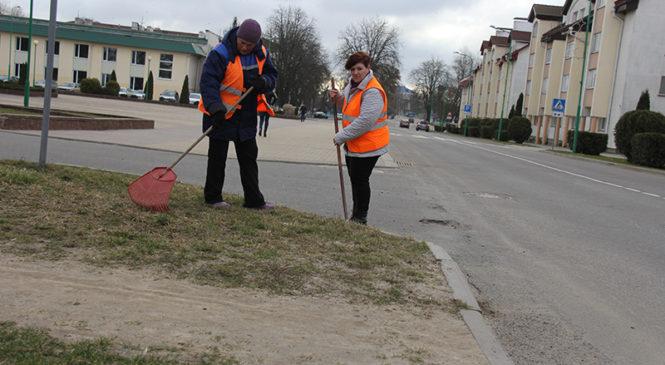 В Пружанском районе объявлен месячник по благоустройству и озеленению