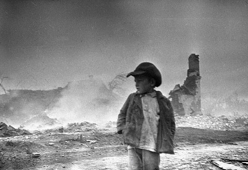 Надо выжить. Детские воспоминания о войне