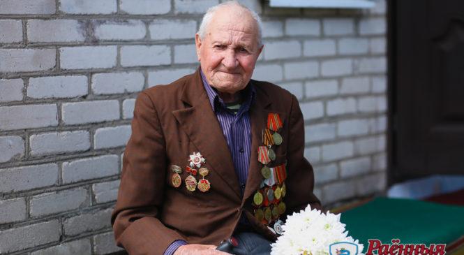 Наши герои: награжденный счастьем жить Павел Бальцевич