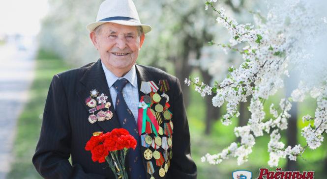 Наши герои: оптимист и юбиляр Георгий Ильяшевич