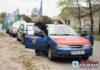 Пружаны присоединились к акции «75 героических мест Брестчины» и приняли участие в автопробеге