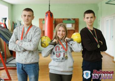 Воспитанники Александра Мацеюка вернулись с наградами с международных соревнований по гиревому спорту