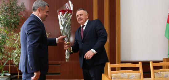 На внеочередной сессии районного Совета депутатов Юрий Бисун утвержден на должность председателя Пружанского райисполкома
