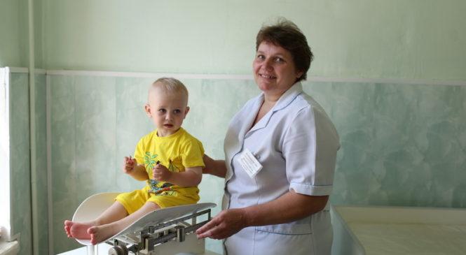 Фельдшер из Слобудки Тамара Волковыцкая: «Я мечтала, что вылечу всех»