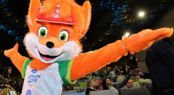 Презентовано мобильное приложение дополненной реальности для церемонии открытия II Европейских игр