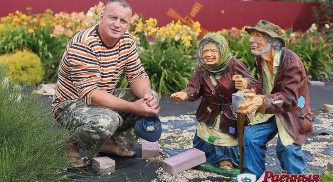Райский уголок за пять лет. Сергей и Светлана Недельки теперь планируют выращивать и грибы!