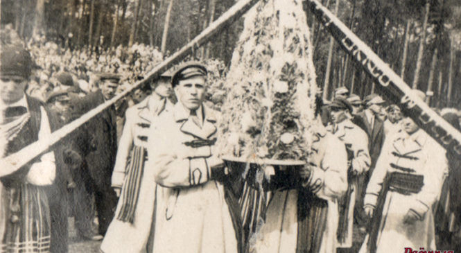 Гісторыя з фатаграфіяй. «Дажынкі» за «польскім часам»