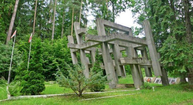 4 августа состоится митинг возле памятника «Падающие кресты» в Беловежской пуще