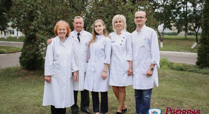 5 врачей из одной семьи. Рассказываем про династию Починчиков