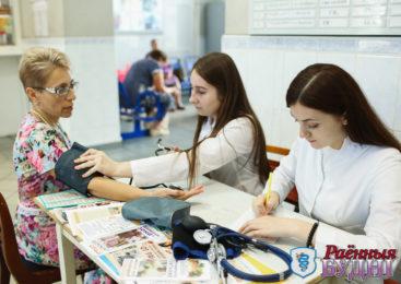 Акция «Здоровое сердце — залог успеха» показала, что 75% опрошенных пружанцев имеют проблемы из-за стресса