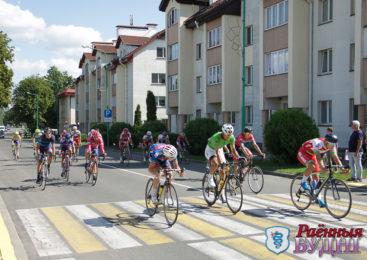 Этап велогонки «Тур де Брест» прошел через Пружаны