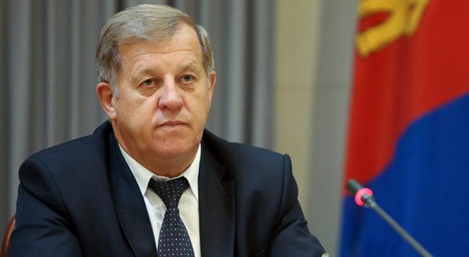 Анатолий Лис провел пресс-конференцию для СМИ