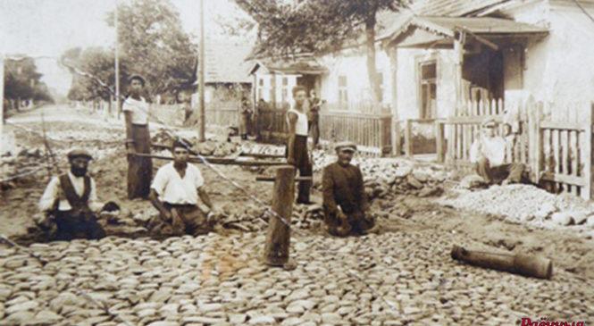 Гісторыя з фатаграфіяй. Працоўнае лета 1932 года