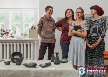 Арт-прастора «Птах» арганізавала на Пружаншчыне першы міжнародны керамічны пленэр