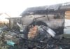 В Ружанах снова произошел пожар