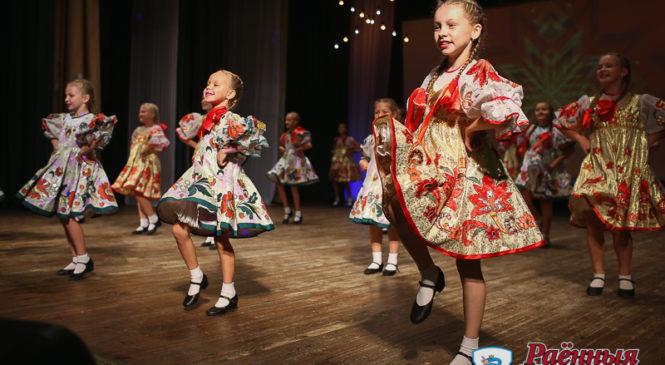 «Магия танца» вновь собрала в Пружанах хореграфов с соседних районов и даже из Польши