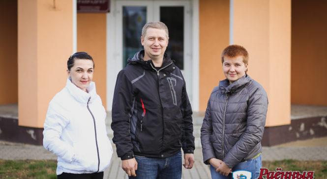ОАО «Шени-агропродукт» один из самых молодых трудовых коллективов в районе