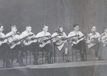 Гісторыя з фатаграфіяй. Мандаліны, гітары, балалайкі…