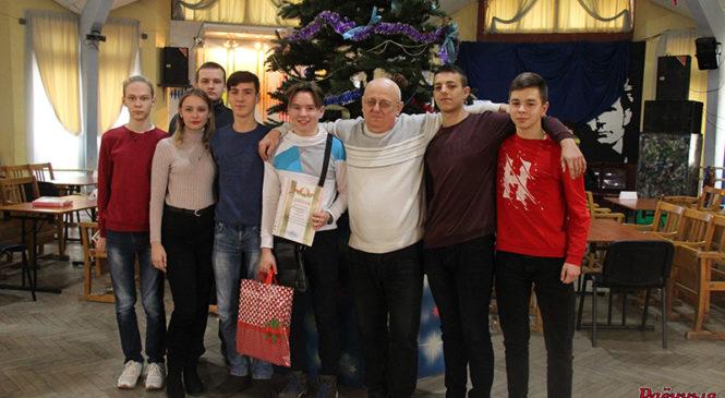 Команда «Блицкриг» стала победителем ІІ Рождественского турнира по интеллектуальным играм