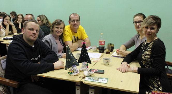 Третий благотворительный интеллектуальный турнир «Ў» прошел в Пружанах
