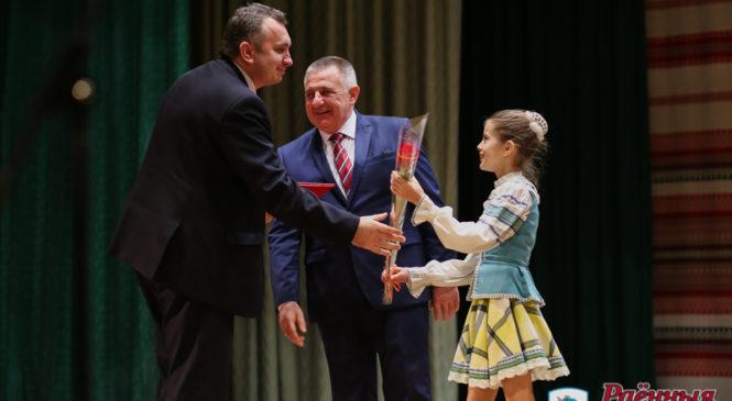 В честь 80-летия района лучшие в своем деле получили награды