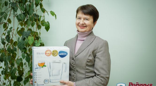 Победитель нашего розыгрыша  Галина Корогода: «Первый блин не комом»
