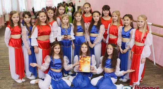 Ансамбль танца «Ладачкі» атрымаў дыплом І ступені на конкурсе «Запаліць зорку»