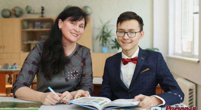 Олимпиадник Арсений Вишневецкий: «Моя мама — мой стимул»