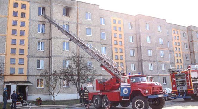 Возможной причиной пожара на Заводской названо нарушение правил эксплуатации электросетей и электрооборудования