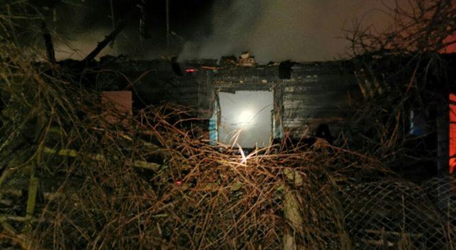 За сутки в районе произошло три пожара. Спасатели выезжали в Лососин, Яновщизну и Комлище