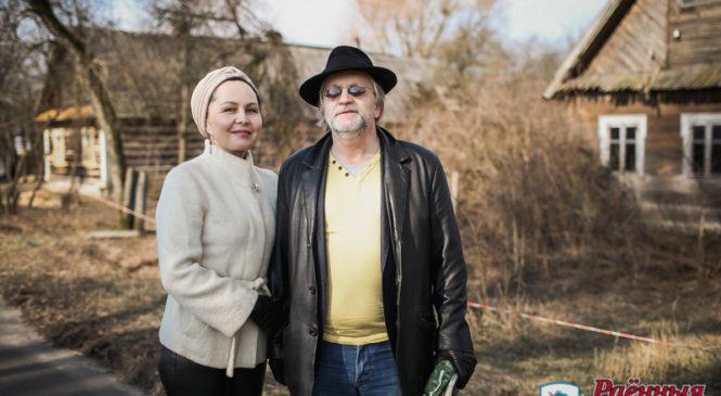 Регина и Мирослав Цедровски поселились в Андрияновке и планируют открыть гостинично-оздоровительный комплекс c автосервисом