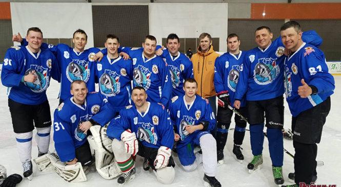 «Пружанские киты» — вице-чемпионы!