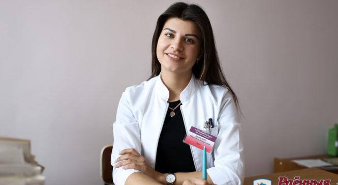 Врач Вероника Зданович: «Здоровье пациентов — задача №1 моей жизни»