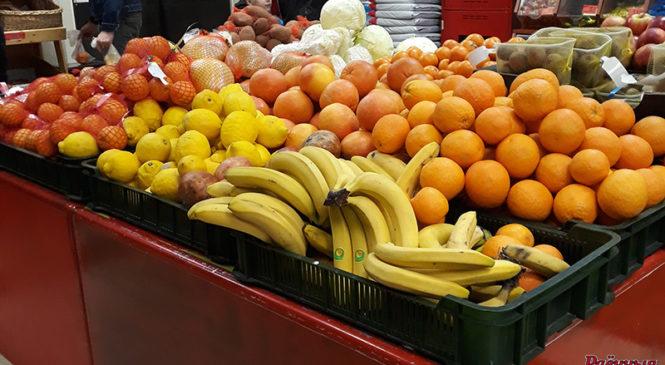 Наш мониторинг: сравнили цены на лимоны и имбирь в разных магазинах