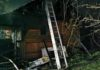 В Линово на пожаре погиб мужчина