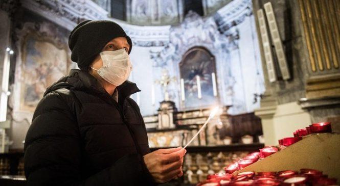 Узнали, что изменилось в храмах района в связи с коронавирусом