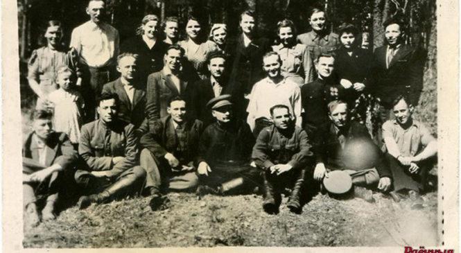 Воспоминания одного из организаторов и руководителей подполья и партизанского движения Мирона Криштафовича. Публикуются впервые