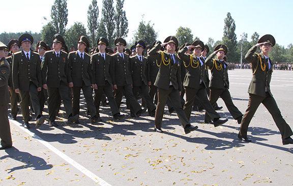 Военная академия принимает документы до 8 мая