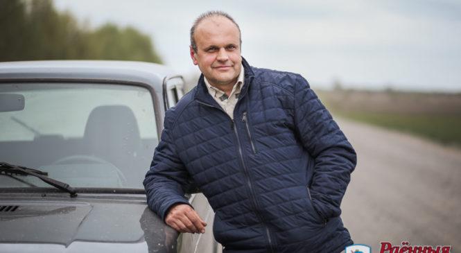 Сельское хозяйство в лицах: ведущий агроном Сергей Усик