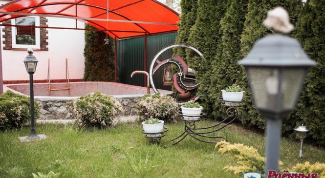 Секрет красоты во дворе прост — не ленитесь! Журналисты посетили еще один уютный уголок
